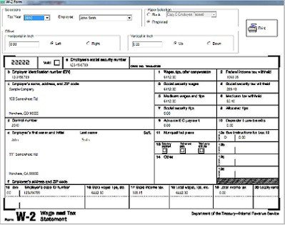 Wisconsin W2 form Wisconsin Payroll software Ezpaycheck is More Flexible