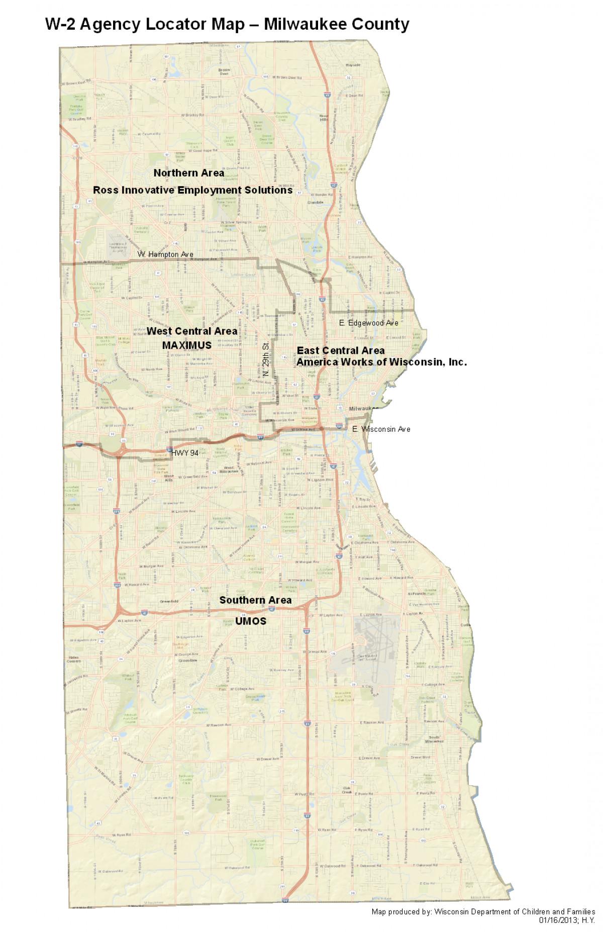 Wisconsin W2 form Wisconsin Works W 2 Milwaukee County