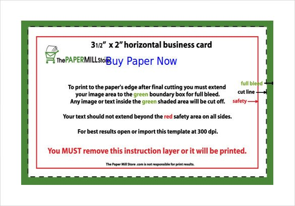Word Business Card Templates 17 Business Card Templates Word Psd Publisher
