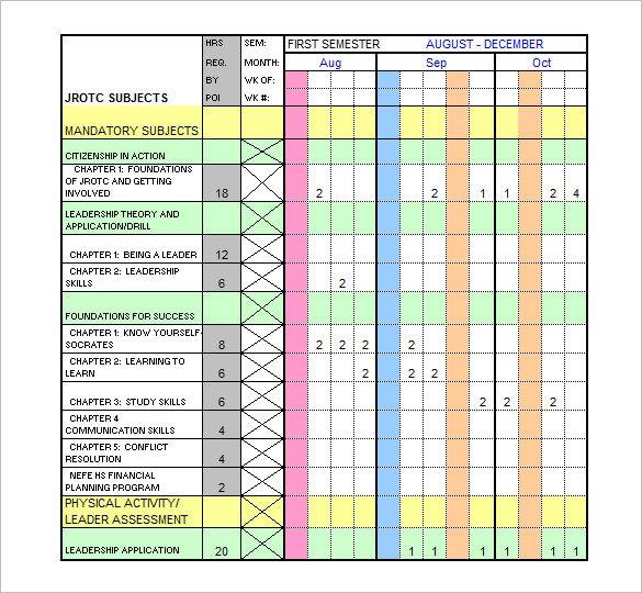 Workout Schedule Template Excel 25 Training Schedule Templates Docs Pdf
