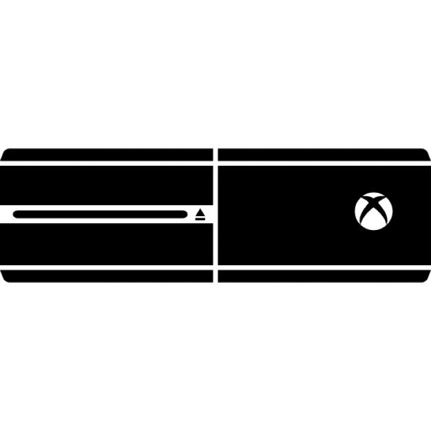 Xbox One Console Skin Template Consoles Vectors S and Psd Files