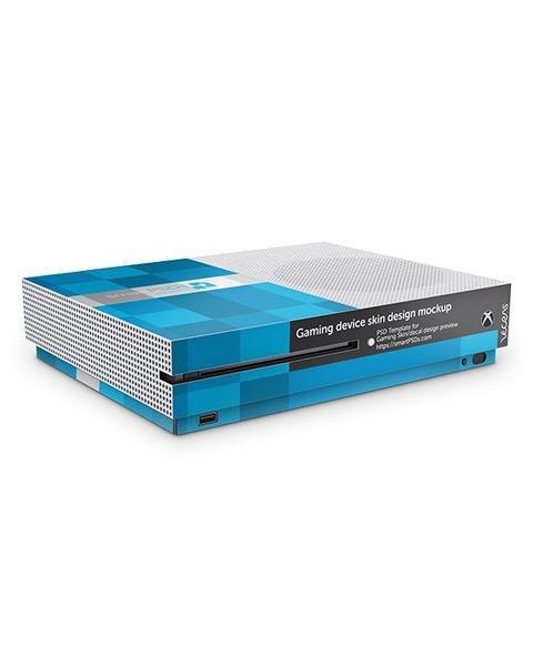 Xbox One Console Skin Template Microsoft Xbox E S Console Decal Vinyl Design Template