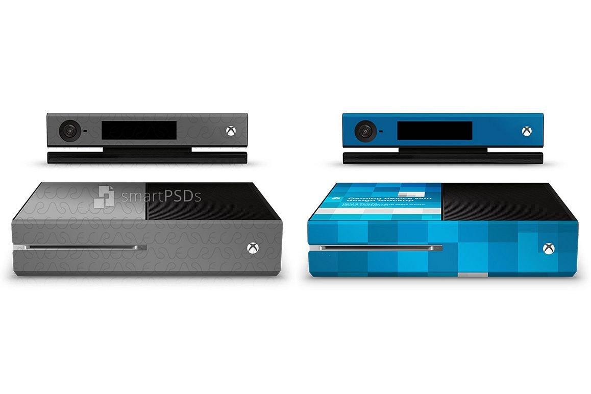 Xbox One Console Skin Template Xbox E Console Skin Design Template 2013