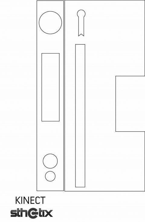 Xbox One Console Skin Template Xbox E Skin Template