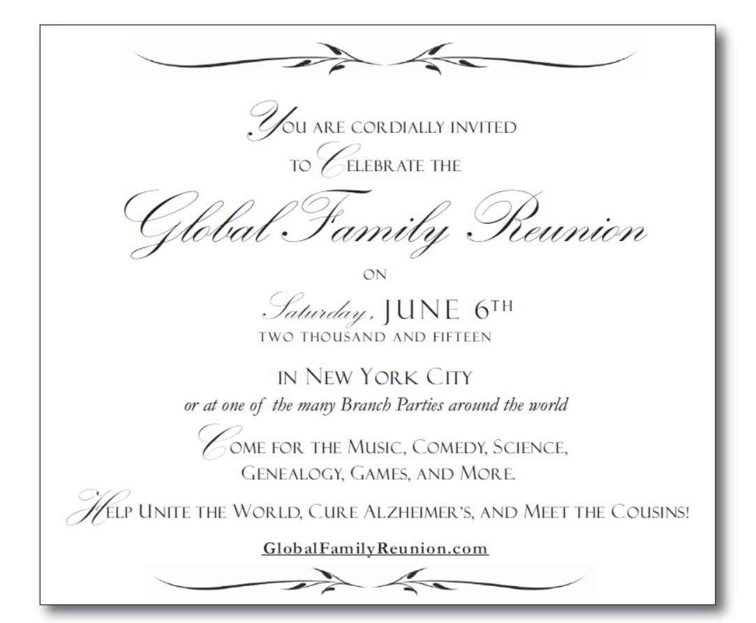You are Invited Template Graphics