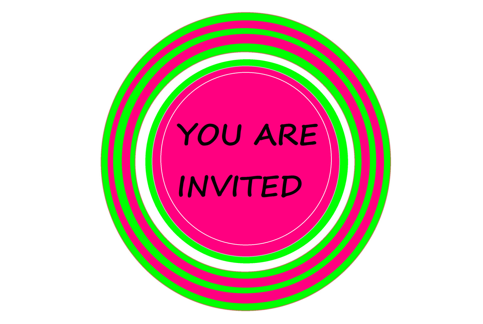 You are Invited Template You Re Invited Templates