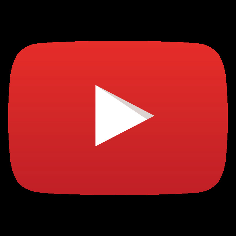 Youtube Icon Template 800x800 Youtube Icon Vector Free Eps 780 92 Kb